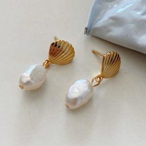 COMING SOON! 925 Sterling Silver Pearl Earrings